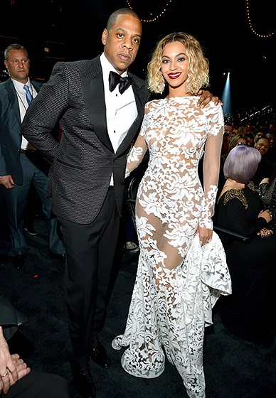 Music's royal couple: Beyonce and Jay Z
