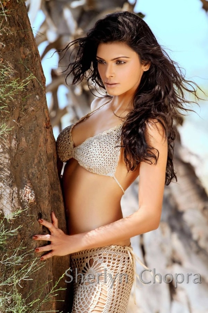 Sherlyn chopra unseen hot photos