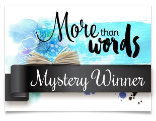 An Honor to be a Mystery Winner