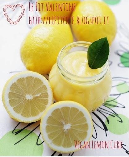 vegan lemon curd senza latte, senza uova, senza burro e senza zucchero