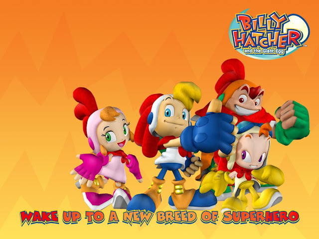 Billy Hatcher And The Giant Egg Free download full Pc Game