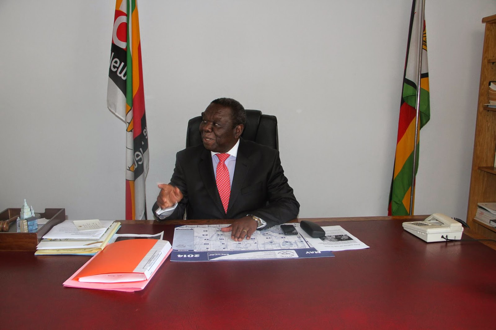 Monday, June 02, 2014 NewsdzeZimbabwe 21