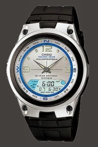 Casio AW-82 Original model jam tangan pria populer trendy ngetrend tahun ini 2014