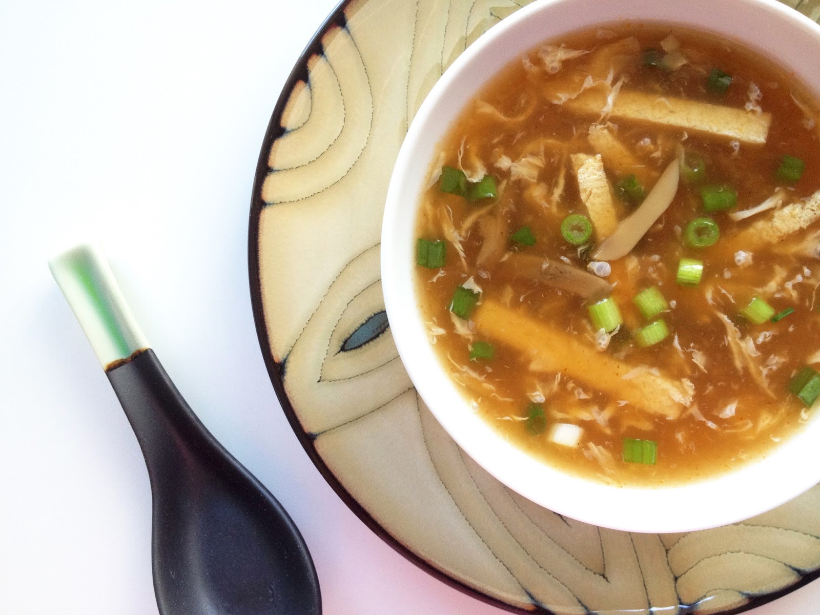 Szechuan Hot and Sour Soup | Cooking Jar and Happy Accidents