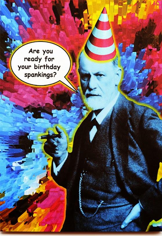 freud quotes: Happy 161st Birthday, Sigmund Freud!