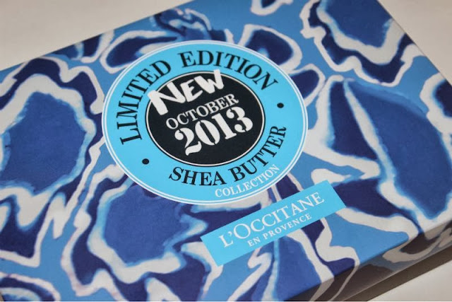 NEW Limited Edition L'Occitane Shea Butter Scents