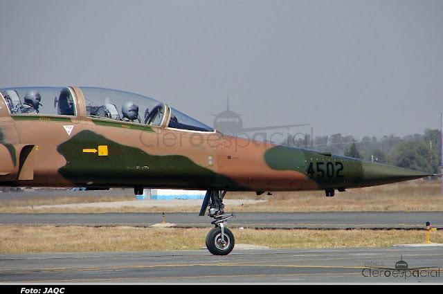 Nuevos aviones interceptores para la Fuerza Aérea Mexicana - Página 3 DSC03438b