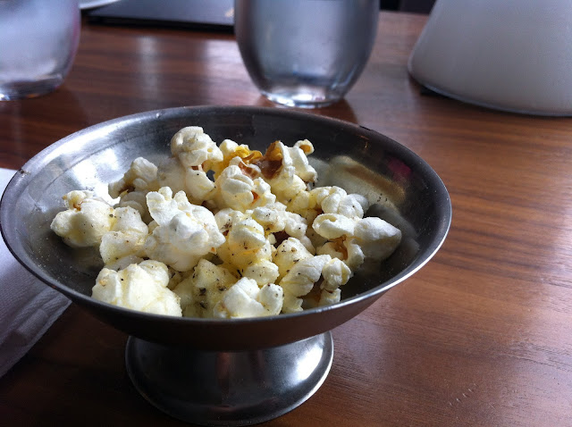 Equation+Islington+Upper+Street+review+truffle+popcorn