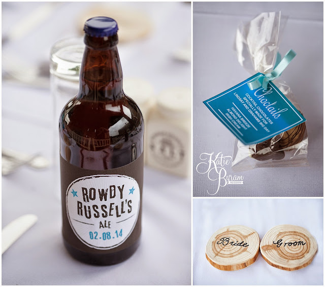 personalised beer wedding, wedding favour ideas, high house farm brewery, northumberland, high house farm wedding, katie byram photography, healey barn, newcastle wedding photographer, coco luminaire