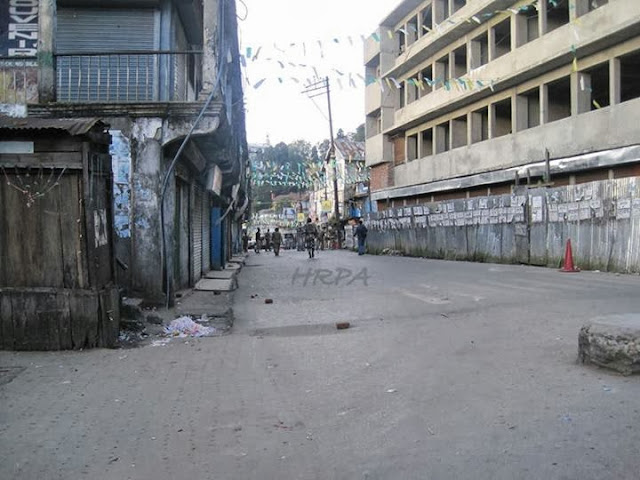 12 hr Darjeeling bandh after rape case