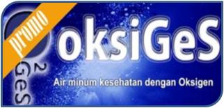 OksiGeS - Minuman Kesehatan ber Oksigen