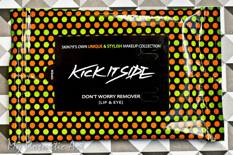 Don't Worry Remover, discos desmaquillantes de ojos de Skin79
