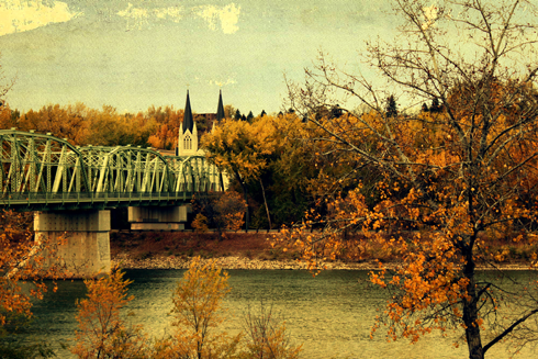 finaly bridge medicine hat alberta photography