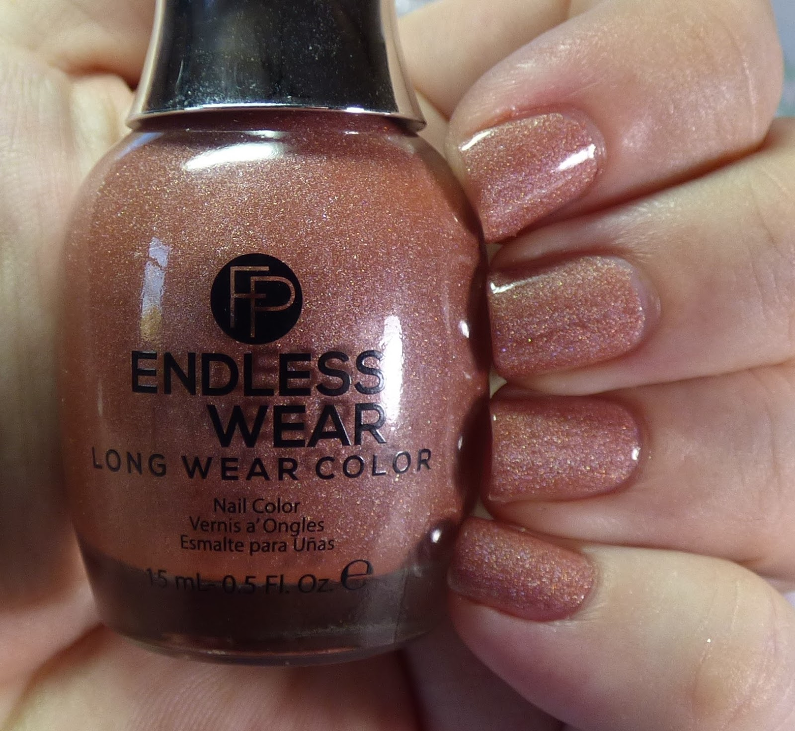Polished with Pizzazz: FingerPaints Endless Wear Swatch and Review