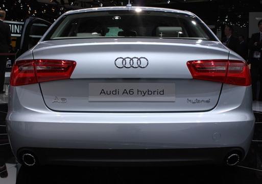 Audi A6 Redesign 2016