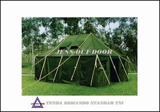 Pabrik, Tempat, Produksi, Penjual Tenda Komando
