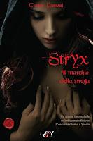 STRYX IL MARCHIO DELLA STREGA (il mio romanzo urban fantasy, young adult)