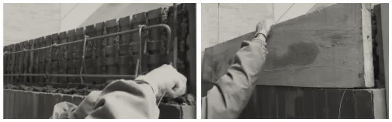 Colocacion de varillas de refuerzo