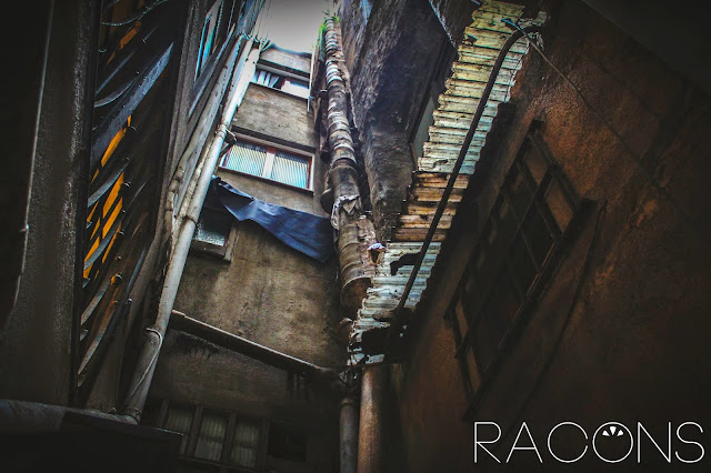 Pati de llums Plaça dels Raïms Girona