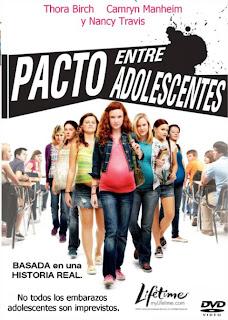 Pacto entre Adolescentes Poster