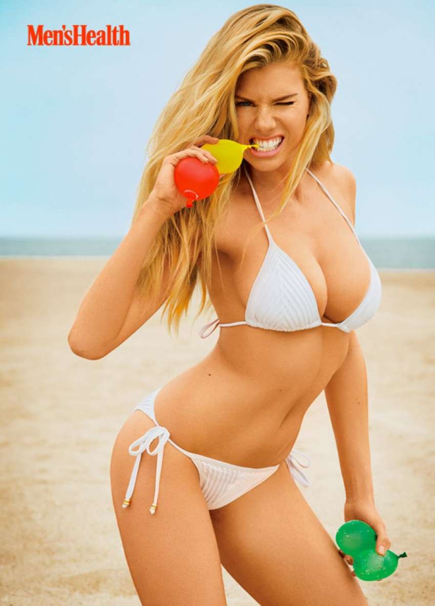 Charlotte McKinney – Men's Health Magazine (July 2015)