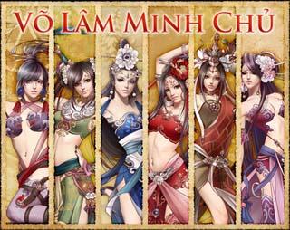 Tải game Minh chủ võ lâm online 1
