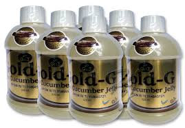 Produk Herbal Jelly Gamat Gold G