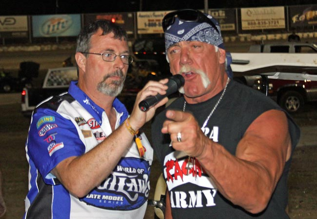 The Scoop With Scoop Hulkamania Runs Wild At Bubba Raceway Park
