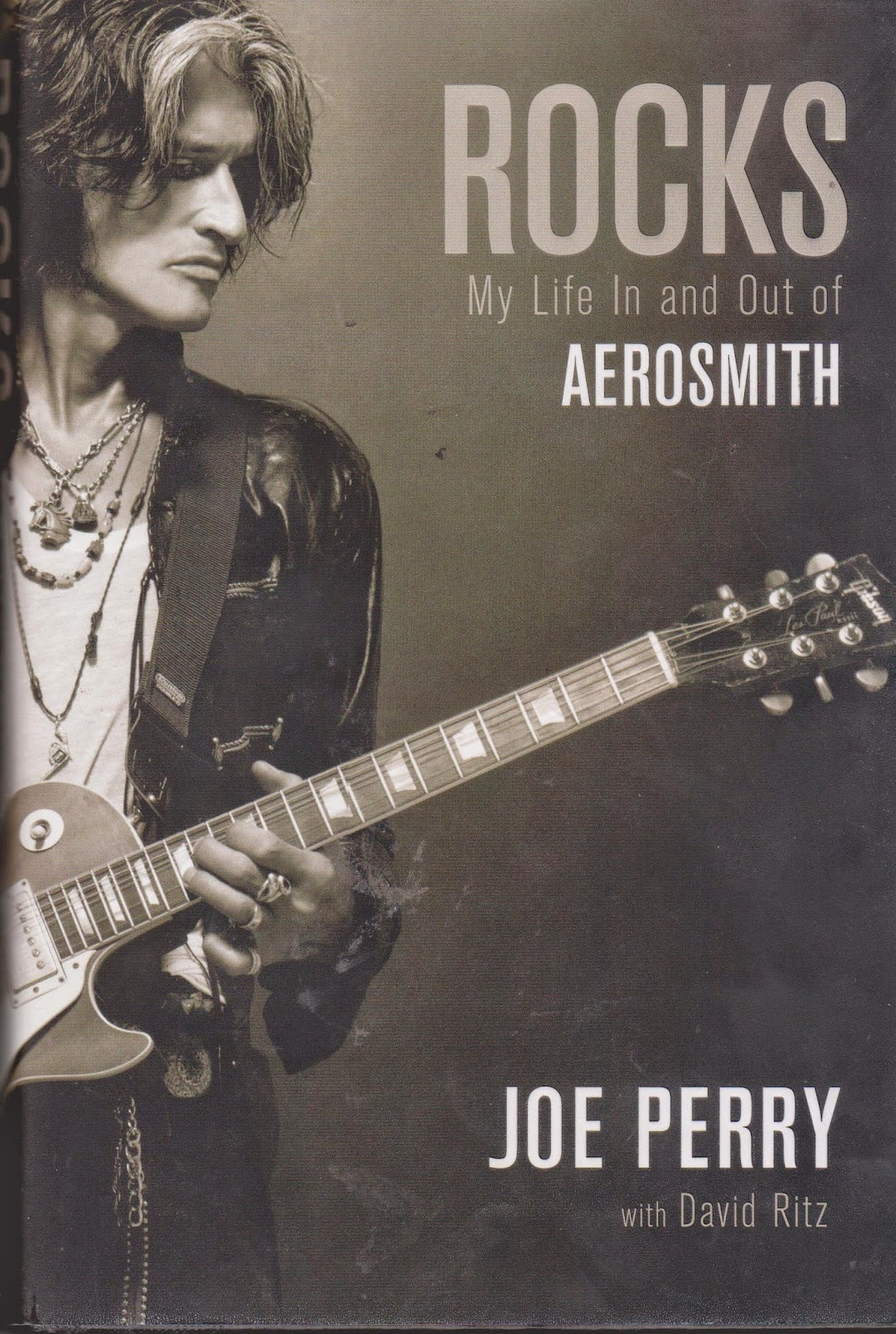 Rocks My Life In and Out Of Aerosmith Joe Perry
