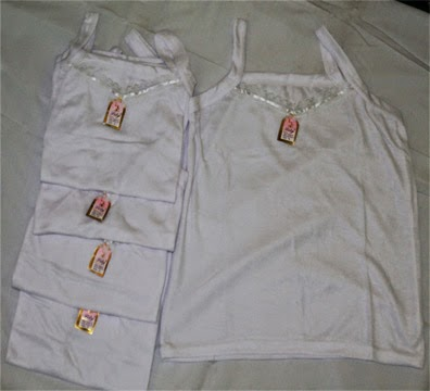 Pakaian Dalam Kamisol Lily