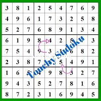 Touchy Sudoku Puzzles