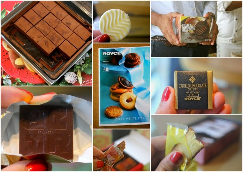 Sweet Escape with Royce Chocolates