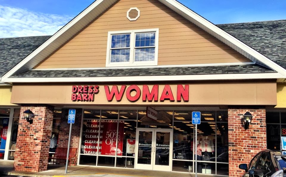 dress barn outlet locations