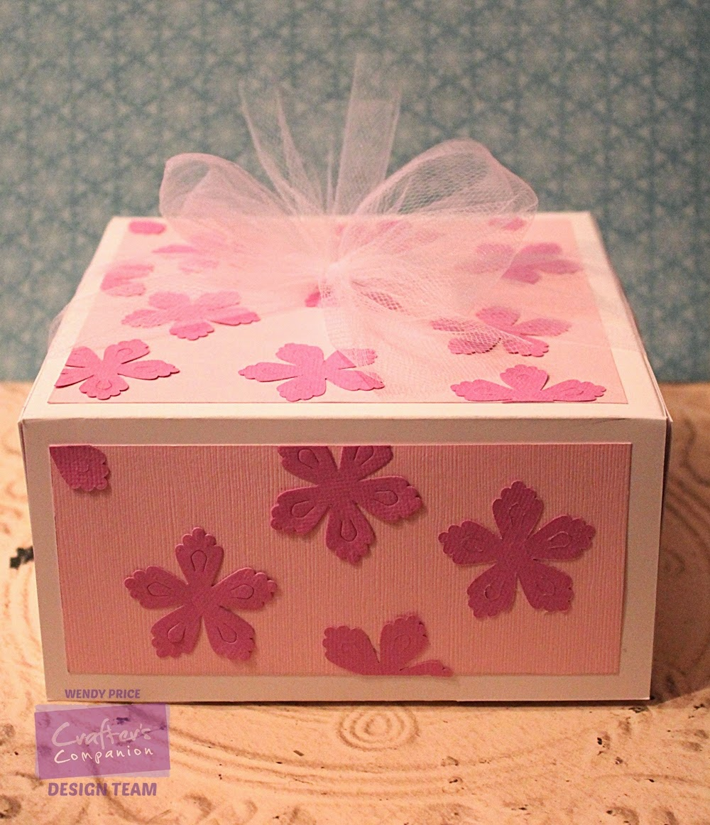 paper, ink and smiles: Cupcake Box...