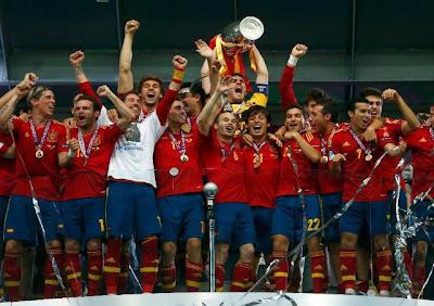 Juara Piala Eropa 2012 - Euro 2012
