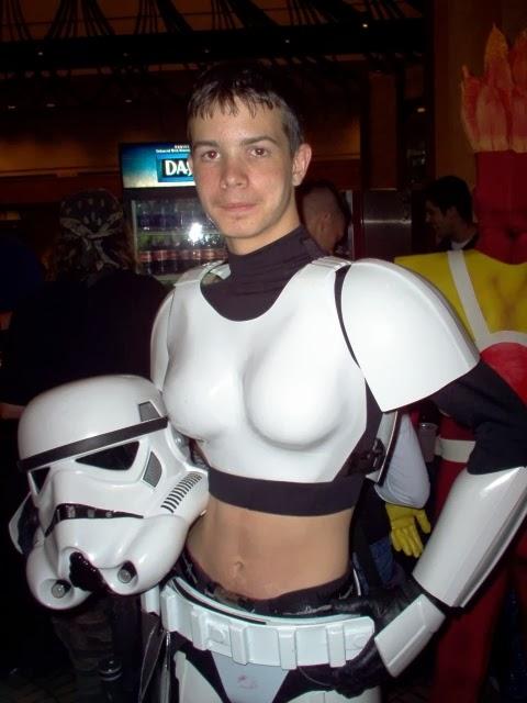 star wars cosplay guerra de las galaxias