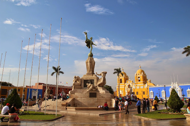 Trujillo Peru Travel blog