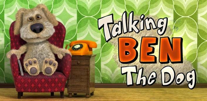 talking ben the dog