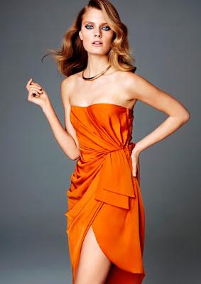 Vestidos de fiesta H&M primavera 2012