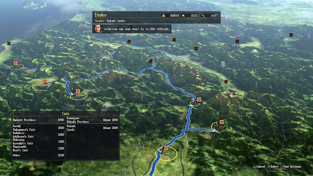 Nobunaga's Ambition on PC, PlayStation 4