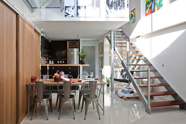 Decodeliziosa un loft en madrid - Lofts en madrid ...