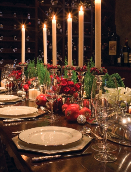Memorable wedding ideas for christmas decorations
