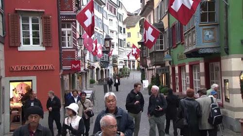10 Dicas do que se fazer em Zurique, Suíça