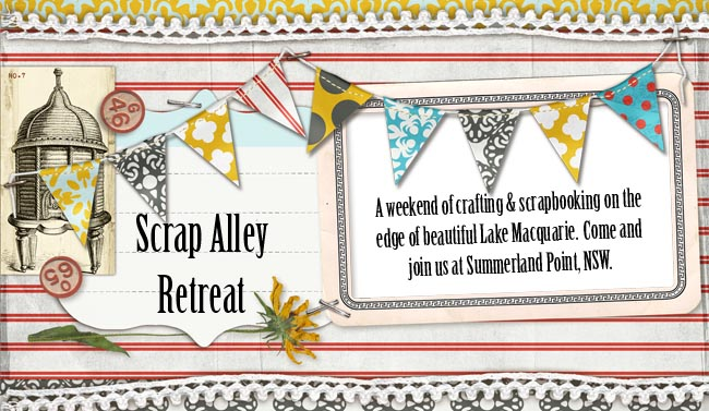 Scrapbooking Retreats