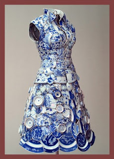 dress dari keramik