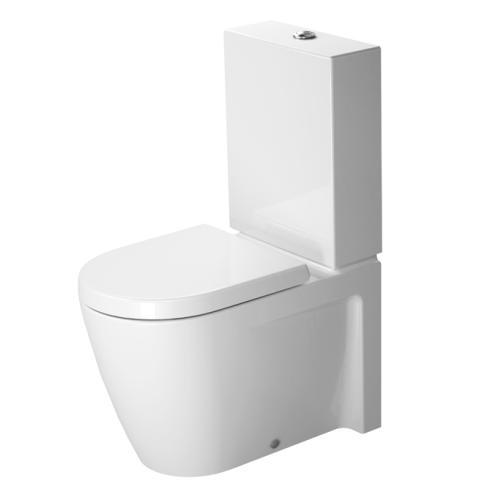 modecor toilet suites duravit starck 2 wall faced toilet suite. Black Bedroom Furniture Sets. Home Design Ideas