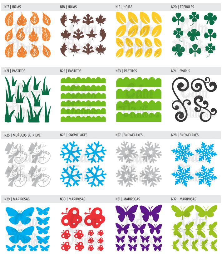 Vinilos Decorativos Para Azulejos Baño:El color utilizado en la muestra de cada diseño es ilustrativo, usted