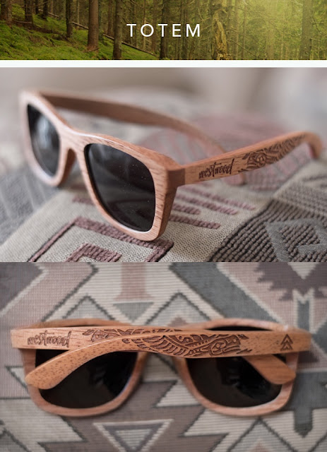 Westwood Sunglasses Tribal Line Totem