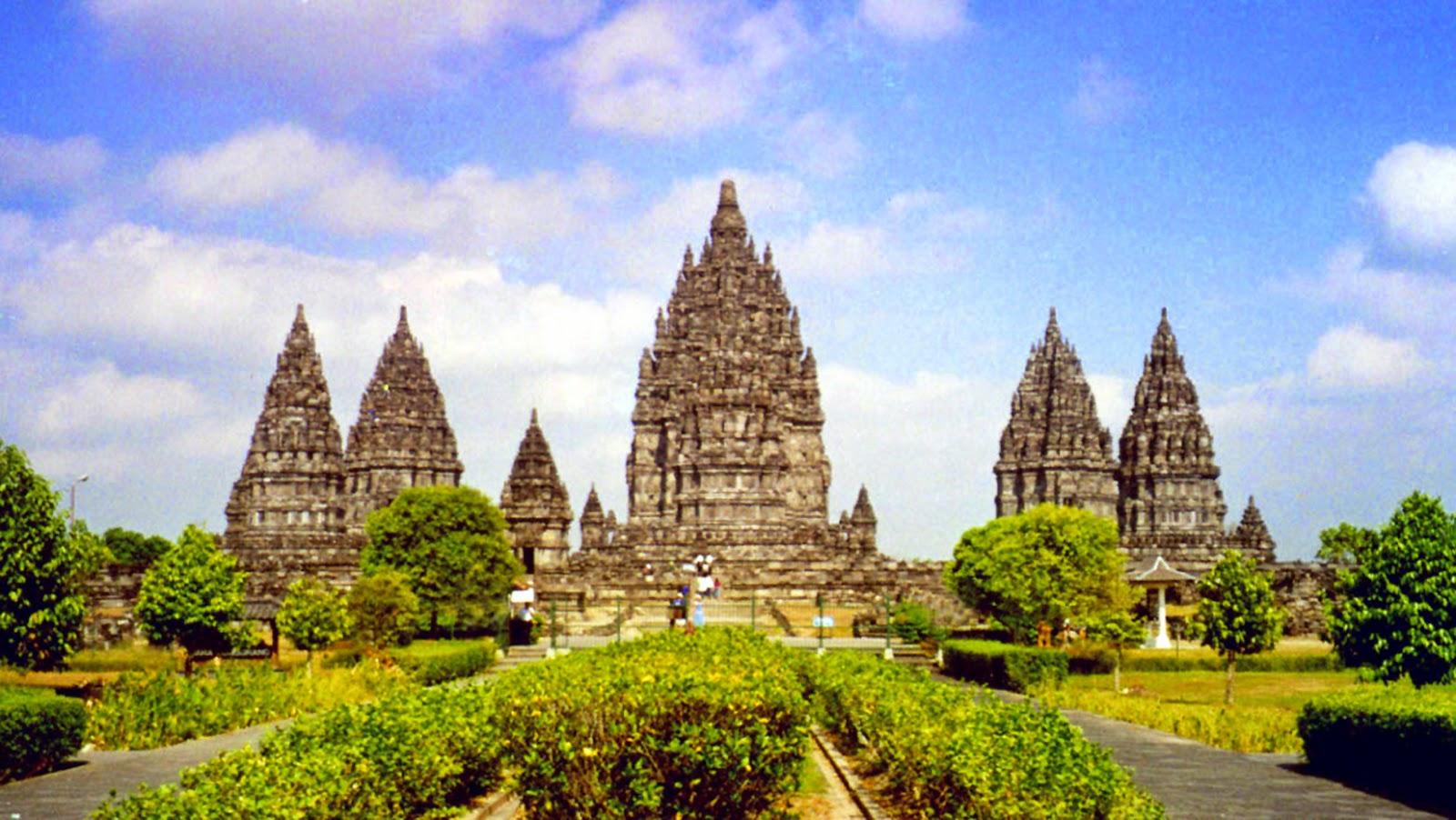 Wisata Prambanan