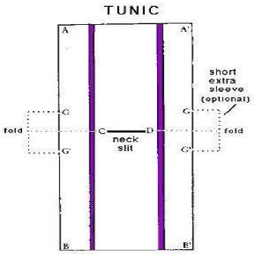 Túnica romana
